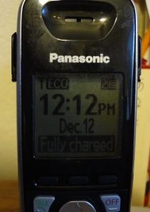 Phone 12-12-12