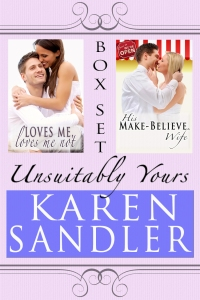 bn KAREN SANDLER Unsuitably Yours