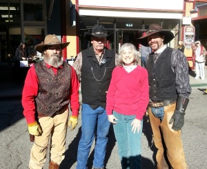 Me and the Cowboys